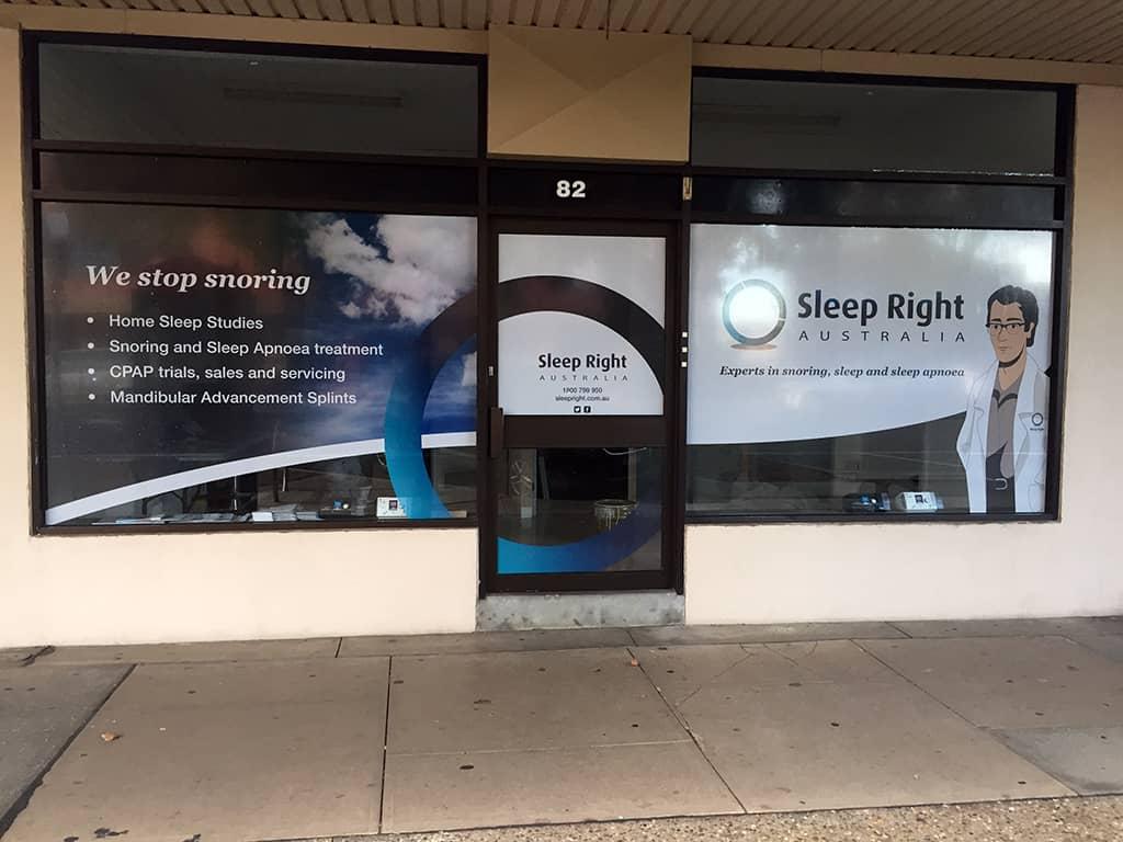Sleep Right Australia's shopfront is now open in Wangaratta!
