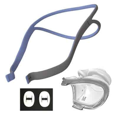 Package of P10 Headgear Pillow clips