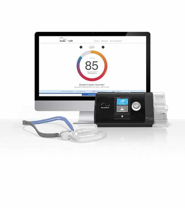 Remote Monitoring for your ResMed CPAP device
