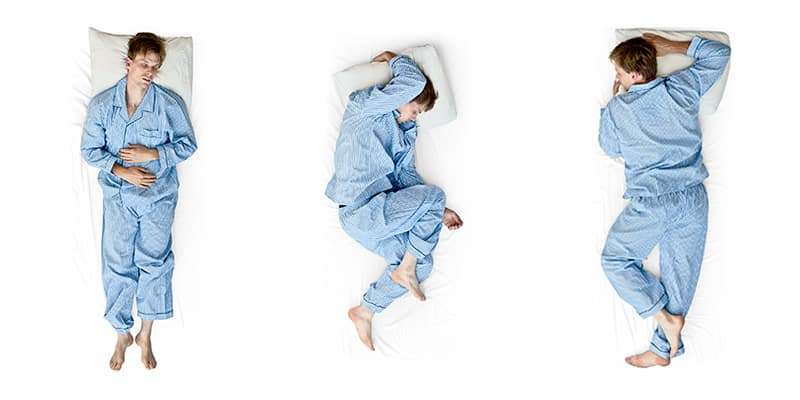 Sleep Position When Using A CPAP Mask