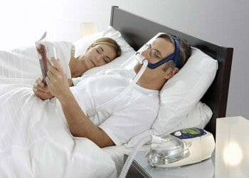 Can't get to sleep with your CPAP?