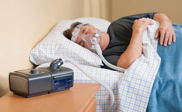 Setting up your CPAP Machine in Hospital